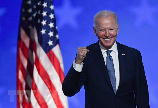 Bau cu My 2020: Ong Joe Biden gianh chien thang o bang Arizona hinh anh 1