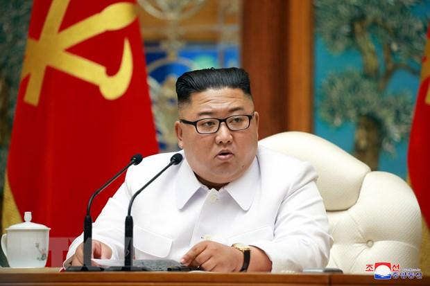 Nha lanh dao Trieu Tien lan dau xuat hien cong khai sau gan 1 thang hinh anh 1