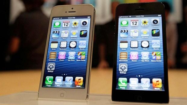 Apple chi hon 110 trieu USD dan xep be boi iPhone doi cu hinh anh 1
