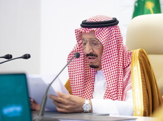 Hoi nghi thuong dinh G20 chinh thuc khai mac tai Saudi Arabia hinh anh 2