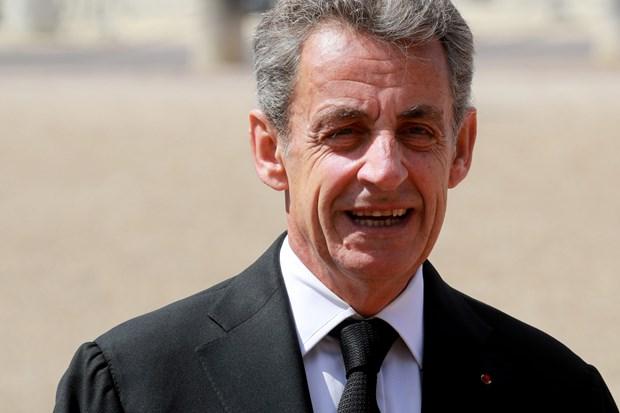Phap mo phien toa xet xu cuu Tong thong Nicolas Sarkozy hinh anh 1