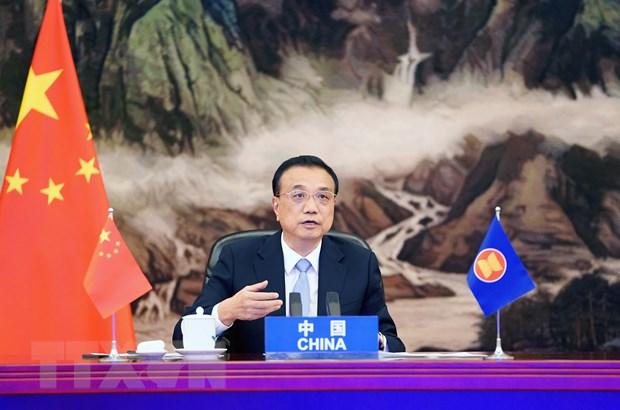 Trung Quoc: RCEP se mang lai nhieu loi ich cho thuong mai quoc te hinh anh 1