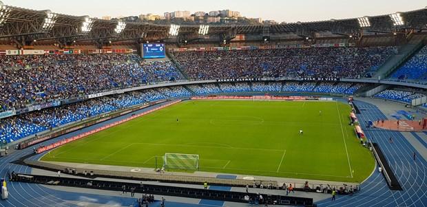 CLB Napoli doi ten san nha de tri an Diego Maradona hinh anh 1