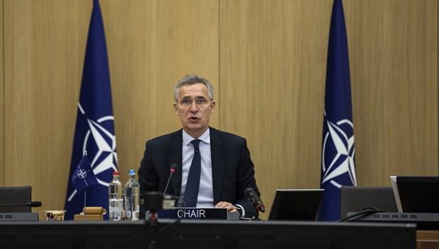NATO thao luan su thay doi can can quyen luc tren toan cau hinh anh 1