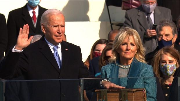 Ong Joe Biden chinh thuc tro thanh Tong thong My thu 46 hinh anh 1
