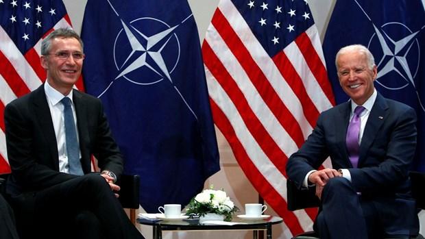 My tai khang dinh cam ket voi kha nang phong thu tap the cua NATO hinh anh 1