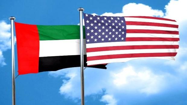 UAE, My nhat tri no luc duy tri an ninh va on dinh tai Trung Dong hinh anh 1