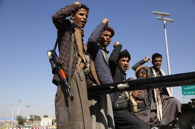 My cong bo ke hoach loai Houthi khoi danh sach to chuc khung bo hinh anh 1