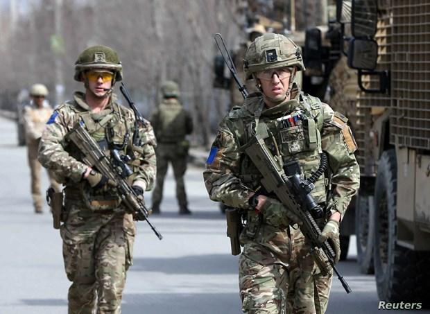NATO chua quyet dinh ve viec rut quan khoi Afghanistan hinh anh 1