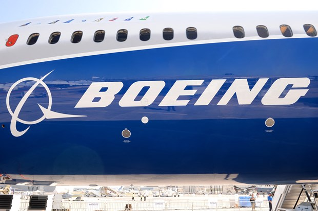 May bay Boeing 777 ha canh khan cap o Moskva do loi dong co hinh anh 1