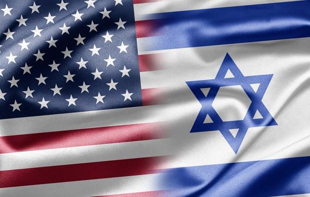My, Israel to chuc tham van lan dau tien duoi thoi Tong thong Biden hinh anh 1