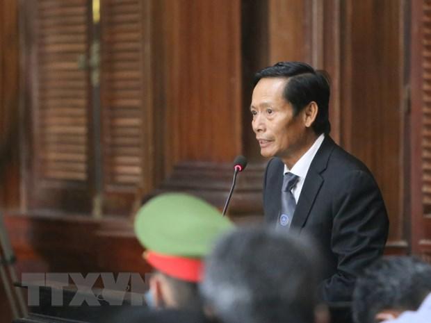 Tam dung xu vu nguyen Pho Chu tich UBND TP.HCM Nguyen Thanh Tai hinh anh 1