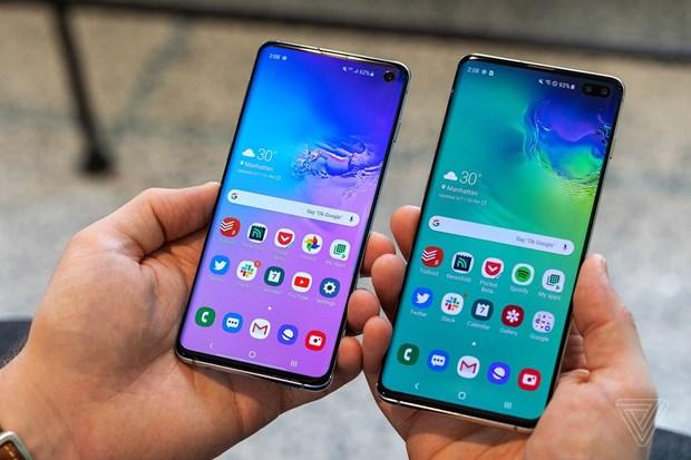 Samsung Display xuat xuong man hinh OLED cong nghe moi hinh anh 1