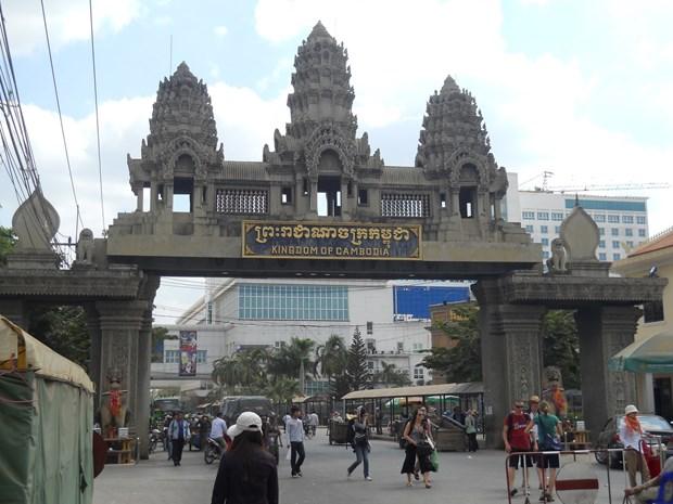 Campuchia va cac nuoc ASEAN cam ket nang cap he thong giao thong hinh anh 1