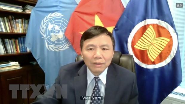 Co hoi khang dinh vi the Viet Nam tren cuong vi Chu tich HDBA LHQ hinh anh 3