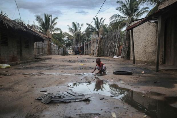 Mozambique tang cuong an ninh truoc nguy co khung bo tu al-Shabab hinh anh 1