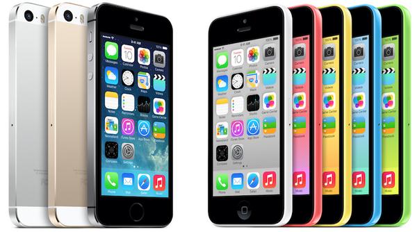 Apple co chuong trinh thay the man hinh iPhone 5s va 5c hinh anh 1