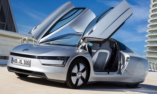 Volkswagen chi 114 ty USD cho tham vong