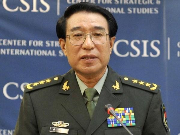 Trung Quoc khai tru dang nguyen Pho Chu tich Quan uy Trung uong hinh anh 1