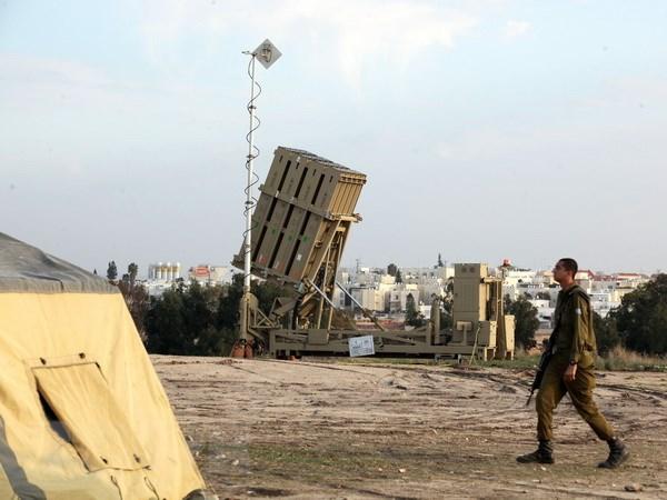 Israel: He thong Vom Sat danh chan chinh xac gan 90% ten lua hinh anh 1
