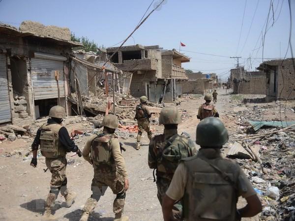 Pakistan xoa so he thong chi huy cua Taliban tai Bac Waziristan hinh anh 1