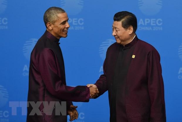 Tong thong Obama: My khong can du vao bieu tinh o Hong Kong hinh anh 1