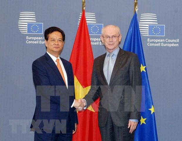 Dam phan EVFTA la dong thai tich cuc trong quan he Viet Nam-EU hinh anh 2