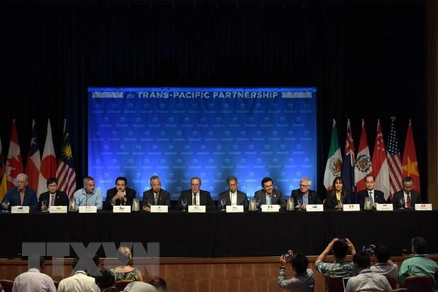 Dam phan TPP ket thuc: Chua thao go duoc bat dong hinh anh 1