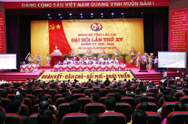Lao Cai phan dau thanh diem sang cua khu vuc Tay Bac vao 2020 hinh anh 1