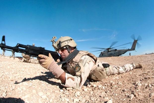 Iraq bi bat ngo ve vu My giai cuu 69 con tin bi IS bat giu hinh anh 1