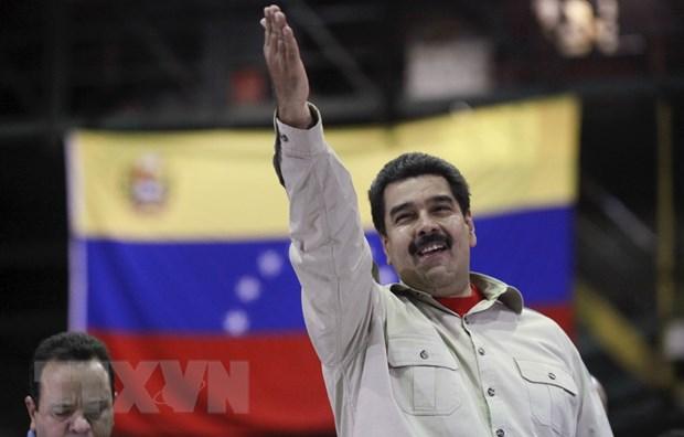 Venezuela se kien sac lenh