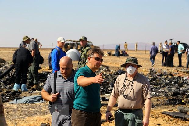 Chuyen gia Israel: Thuoc no long co the duoc su dung trong vu A321 hinh anh 1