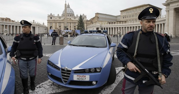 Italy khong loai tru kha nang tro thanh muc tieu khung bo nhu Paris hinh anh 1
