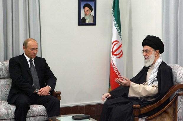 Tong thong Nga Putin co chuyen tham lan dau toi Iran sau 8 nam hinh anh 1