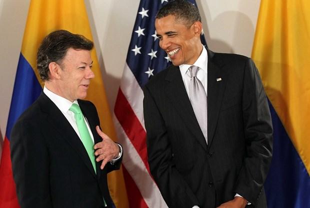 Colombia se tham van My truoc khi ky thoa thuan hoa binh voi FARC hinh anh 1