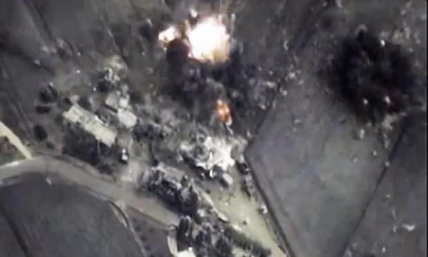 Phe doi lap Syria nhat tri ngung ban neu Nga dung khong kich hinh anh 1