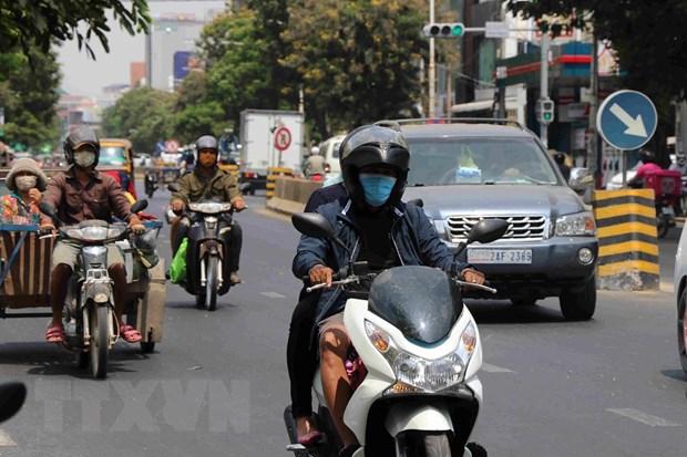 Dong Nam A them nhieu ca benh moi, Campuchia co ca tai nhiem dau tien hinh anh 1