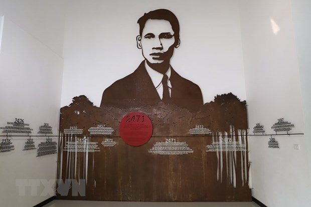 Manh dat Thai Lan ghi dau buoc chan Chu tich Ho Chi Minh hinh anh 2