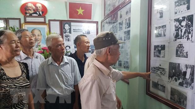 Chuyen ve nguoi nong dan xay Phong luu niem Bac Ho, viet su ca ve Dang hinh anh 1
