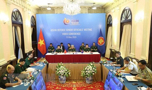 ASEAN 2020: Ket noi no luc chung trong ung pho voi dich COVID-19 hinh anh 1
