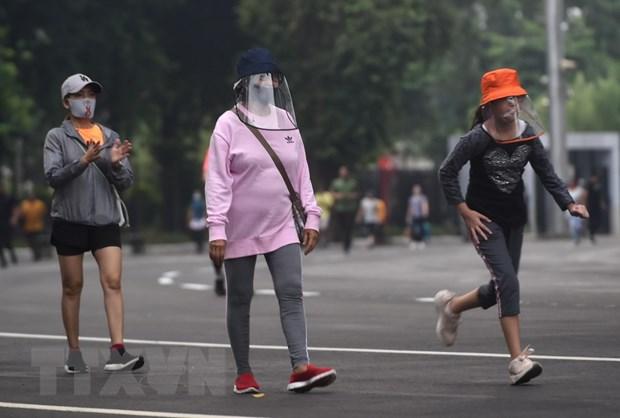So ca mac COVID-19 tai Singapore, Indonesia deu vuot 40.000 nguoi hinh anh 1