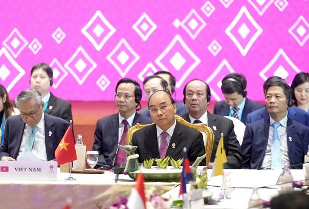 ASEAN 2020: Huong toi muc tieu ky ket RCEP trong nam 2020 hinh anh 1
