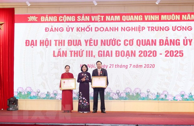 Pho Chu tich nuoc: Thi dua yeu nuoc phai thiet thuc, hieu qua hinh anh 2