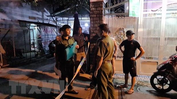 Binh Duong: Khan truong truy bat ke danh chet nguoi do ep dau xe hinh anh 1