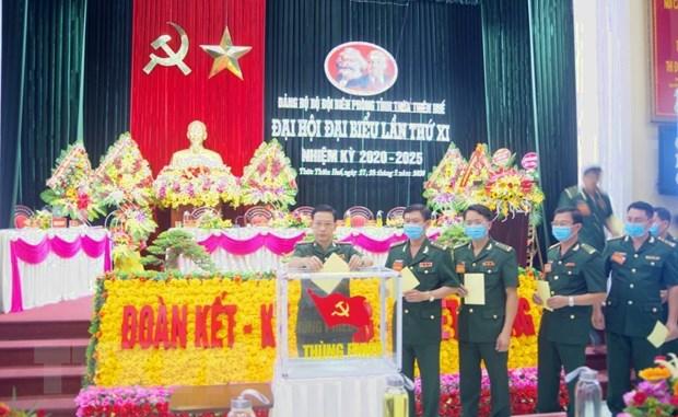 Bo doi Bien phong Thua Thien-Hue xay dung vung chac 2 tuyen bien gioi hinh anh 1