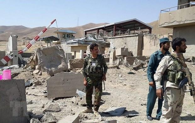 Afghanistan: No lon gay thuong vong o thu do Kabul hinh anh 1