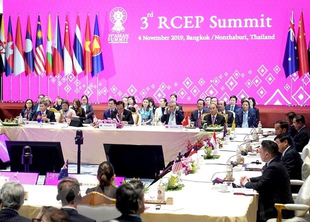 Indonesia: RCEP se duoc ky ket vao thang 11/2020 ma khong co An Do hinh anh 1