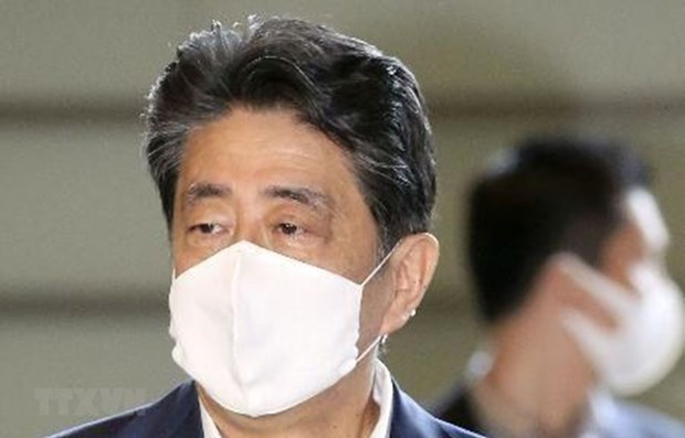 NHK: Thu tuong Nhat Ban Shinzo Abe co y dinh tu chuc vi ly do suc khoe hinh anh 1