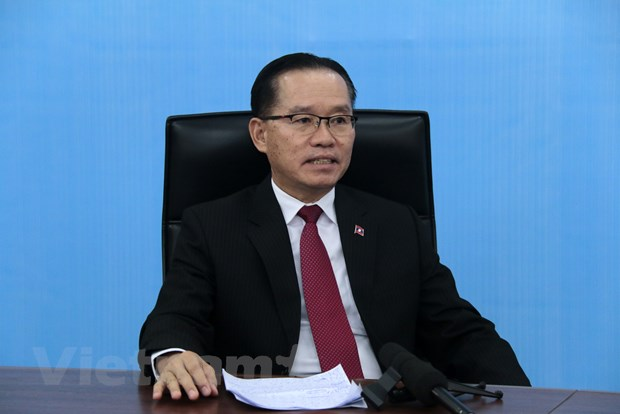 AMM 53: Bo Ngoai giao Lao danh gia cao cong tac to chuc cua Viet Nam hinh anh 1