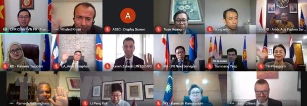 Viet Nam dong chu tri phien hop ve hop tac ASEAN-Lien hop quoc hinh anh 1
